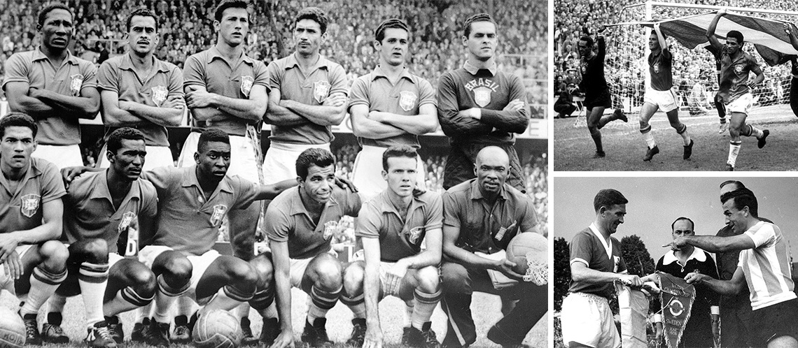 Football World Cup 1958