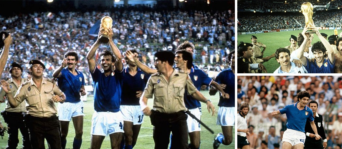 Football World Cup 1982